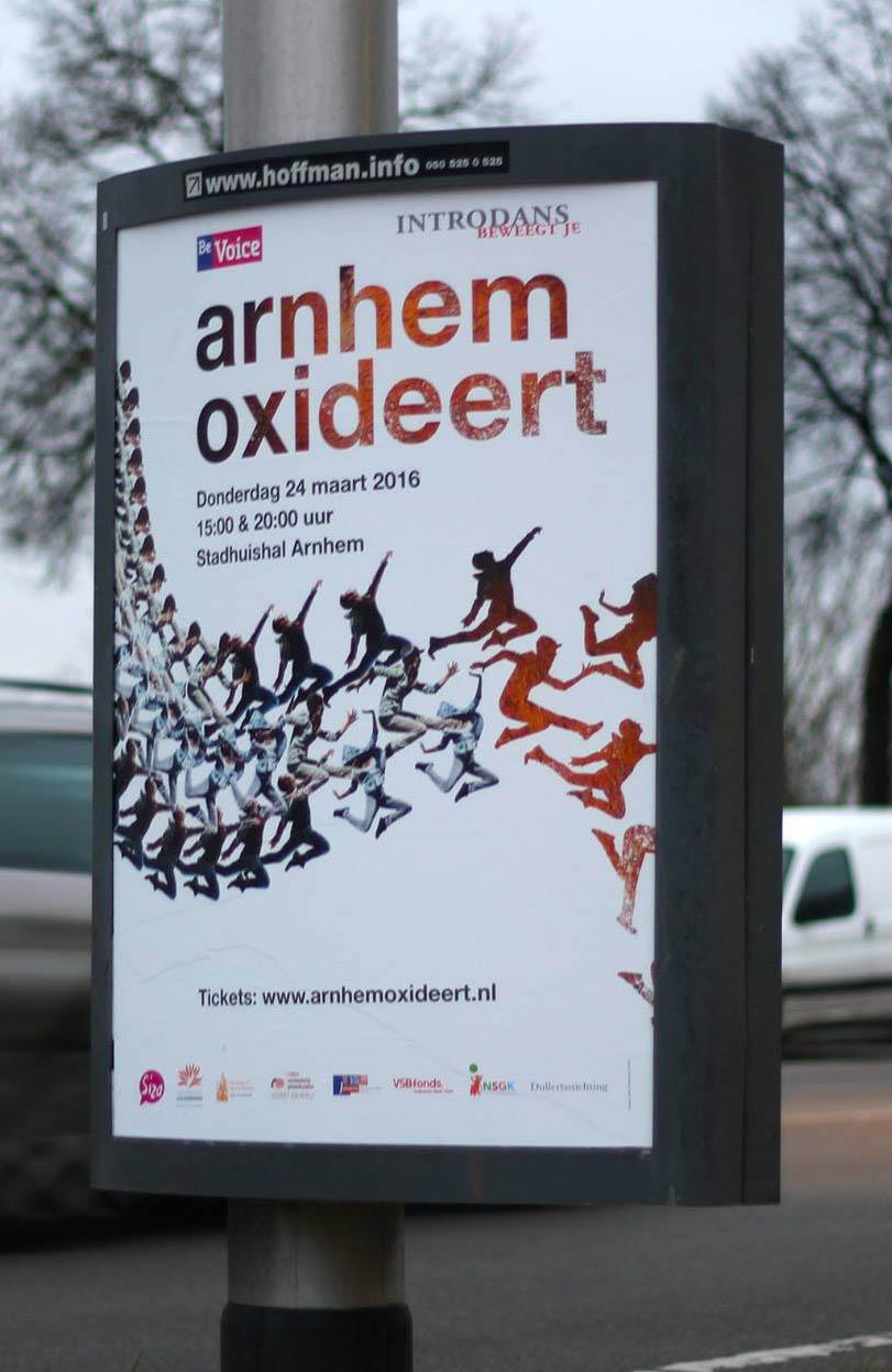 Arnhem Oxideert